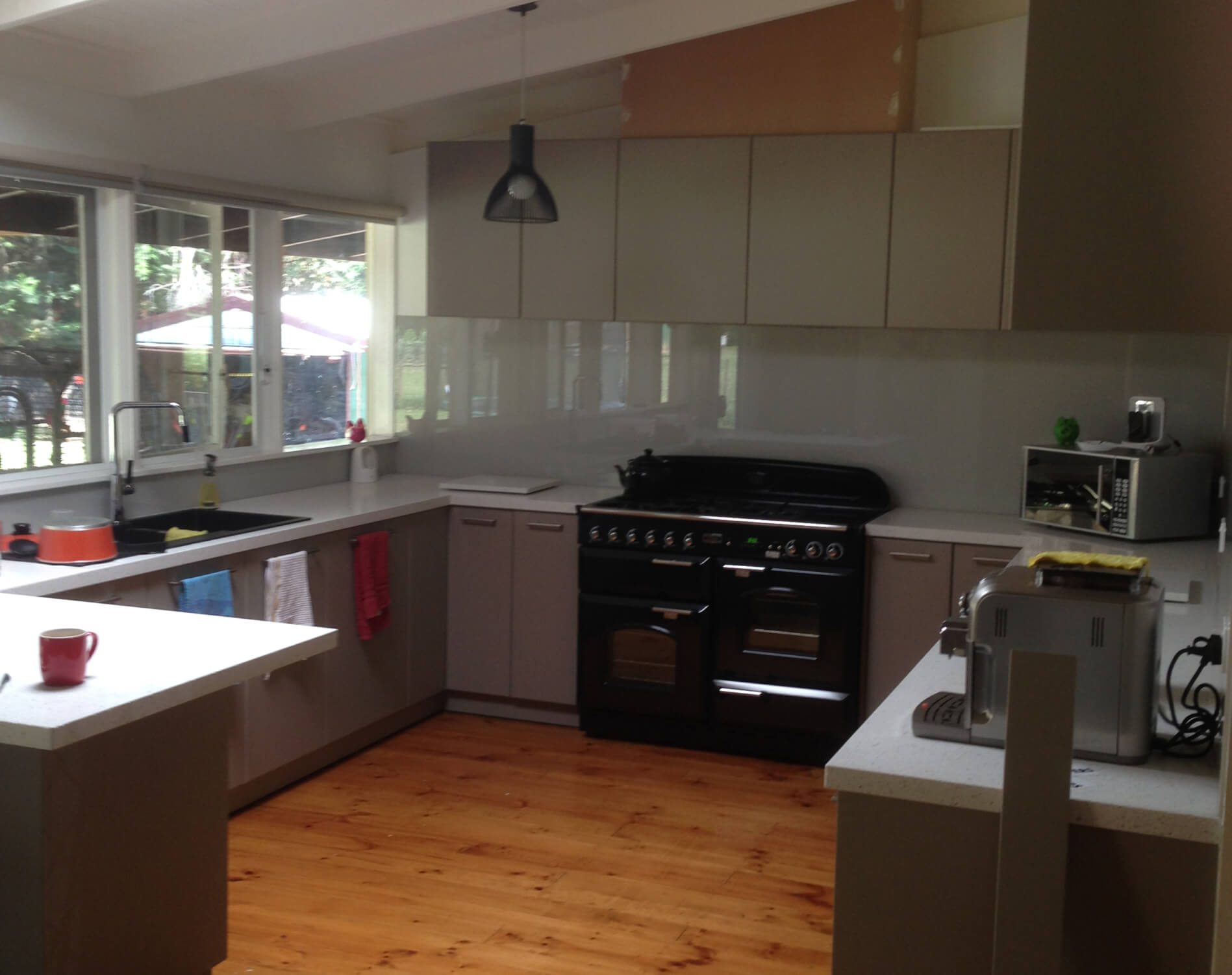 Contemporary Kitchen Image1